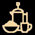 cafe da manha